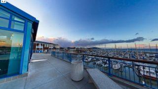 サンフランシスコ風景 360°パノラマ写真 VR Pannellum