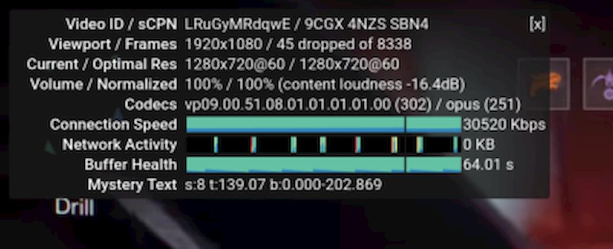 Broad WiMAX 実効通信速度 YouTube