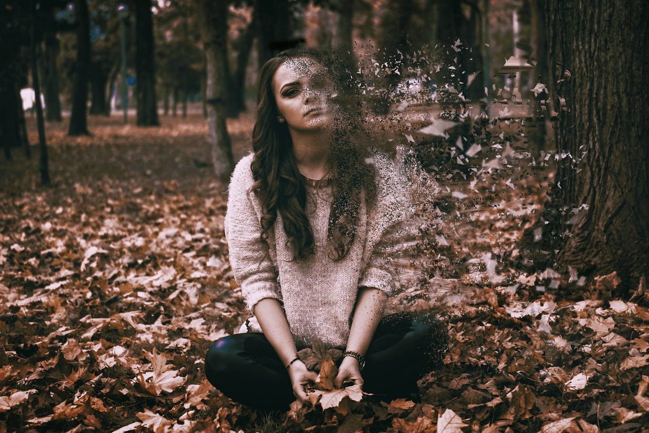 うつ病 Pixabay